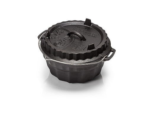Ring Cake Pan with Tart Case Lid