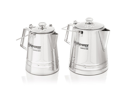 Stainless Steel Percolator Perkomax le14 | le28