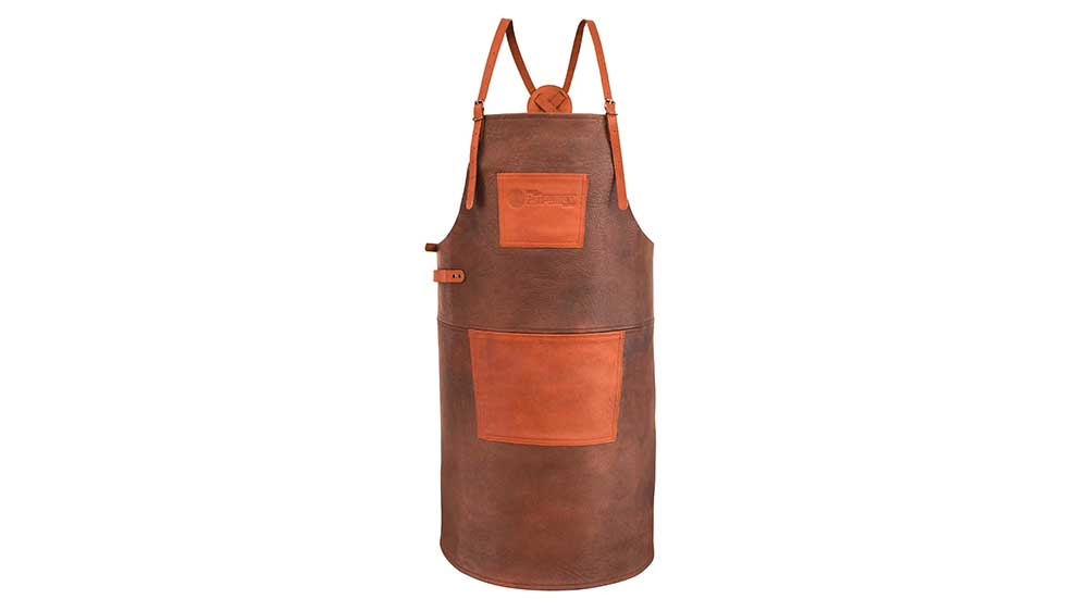 Petromax Büffelleder-Schürze_Buff Leather Apron_Tablier en cuir du buffle