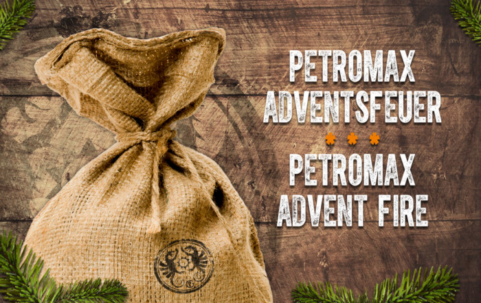 Petromax Adventsfeuer 2019 Teaser_sack with presents